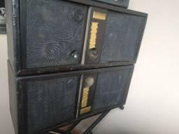 Vendo ou troco ou caixa de som e cabeçote