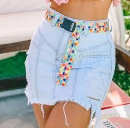 Lindos Shorts e Saias jeans femininas
