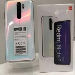 Redmi Note 8 PRO 128GB +6GB RAM - NOVO LACRADO E COM GARANTIA