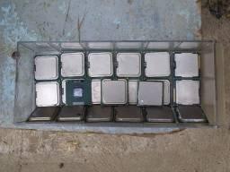 Processadores diverços troco p outros itens d hardware d pc interessante