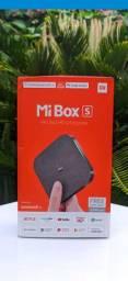 Mi Box s 4 k xiaomi
