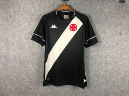 Camisa do Vasco da Gama preta
