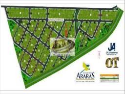 Terreno à venda no Bosque das Araras, Três lagoas cod:33
