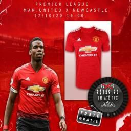 Promoção de Camisa Manchester United