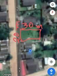 Terreno medindo 20x30