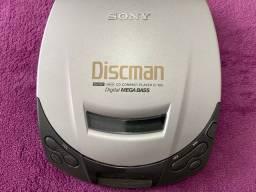 Discman Sony Modelo D-193