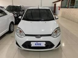 Fiesta 1.6 Sedan 2013/2014 Branco Completo