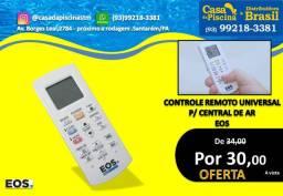 Controle Universal P/ central de ar VIX