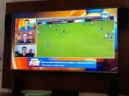 Smart TV 4K LED 55? LG 55UM7520PSB Wi-Fi HDR