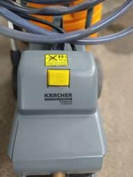 Lavadora de alta pressão Karcher + aspirador Wap