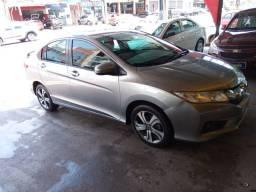 Honda city ex aut cambio cvt 2015
