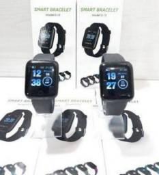 Smartwatch relógio Inteligente D13 bracelet fitpro