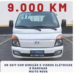 Hyundai HR 2017 com 9.000km