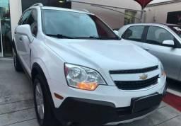 Chevrolet Captiva Branco 2.4 SFI Ecotec Novo FWD 16V Gasolina 4P Aut. Completo 2012
