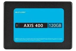 SSD multilaser Axis 400 120gb novo