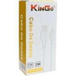 Cabo usb tipo c Original Kingo 2 metros<br><br>