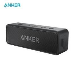 Caixa de som bluetooth sem fio wireless Anker Soundcore 2 - à prova d'água!