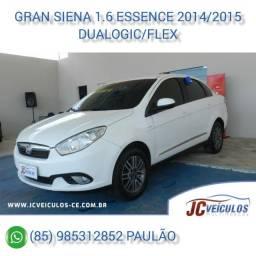 Fiat Gran Siena 1.6 Essence 2014/2015