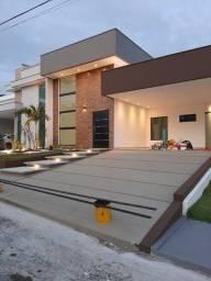 Casa nova moderna Condomínio Forest Hill Av. Torquato Tapajós
