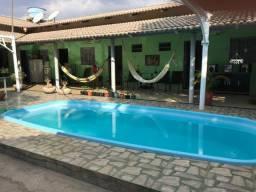 Casa para temporada Aruanã-Goiás
