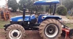 Trator Nh Tt 3840 ENTR+PARCS