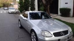 Mercedes Benz SLK, 1998/1999