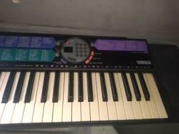 teclado novo da yhamaha