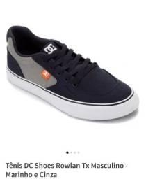 Tênis DC shoes rowlan Tx original Tam 42