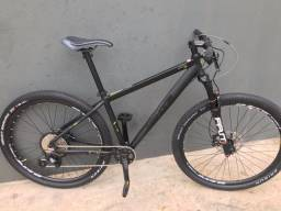 Bicicleta 29 suspa a AR RST FIRST kit de 12 slx