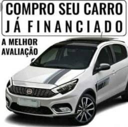 Compro Veículos Financiados