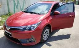 Corolla 2018 GLI autom novinho