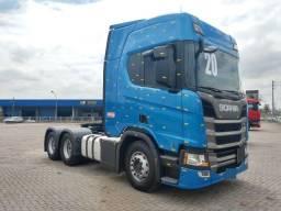 Scania R 450 A 2020 6x2 automático