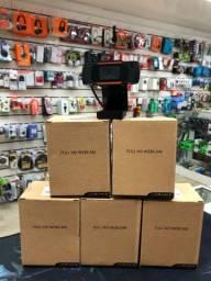 WebCam Câmera Para Live e Gravações Usb Com Microfone