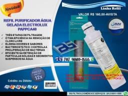 Refil Purificador Electroluz-PaPPCA40-Entrega e Troca Grátis