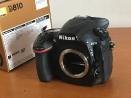 Nikon D-810