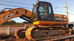 Peças para escavadeira Jcb JS200