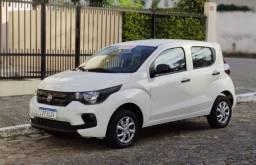 Vendo/Troco/Financio Fiat Mobi 2020 com 1011 km