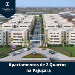 2 quartos próximo ao Assaí Atacadista/Maracanaú/Entrada Facilitada/Doc.Grátis