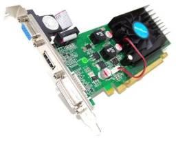 Placa de Vídeo GT 210 - DDR3