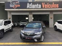 Honda Fit Dx Ano 2017 Automático - Único Dono - Ipva Pago