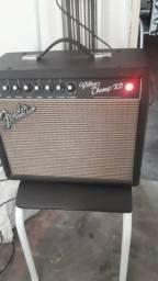 Vendo amplificador de guitarra fender valvulado