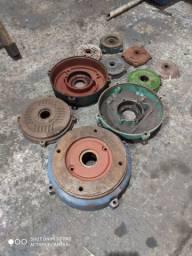 Tampas para motor trifasico