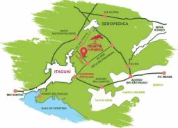 Terrenos baratos Reserva do Porto Itaguaí!!