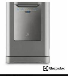 Lava-louças Electrolux Inox 14 Serviços 220 V