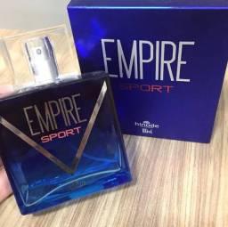 Perfumes lacrados promoção