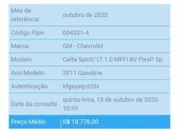 Celta Sprit VHC FlexPower 1.0
