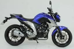 Fz25 Fazer Abs 2020 Azul
