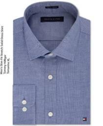 Camisa Social Masculina Tommy Hilfiger XL (GG)