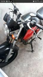 Vendo moto fezer