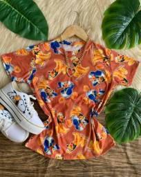T- Shirts Blusas Femininas